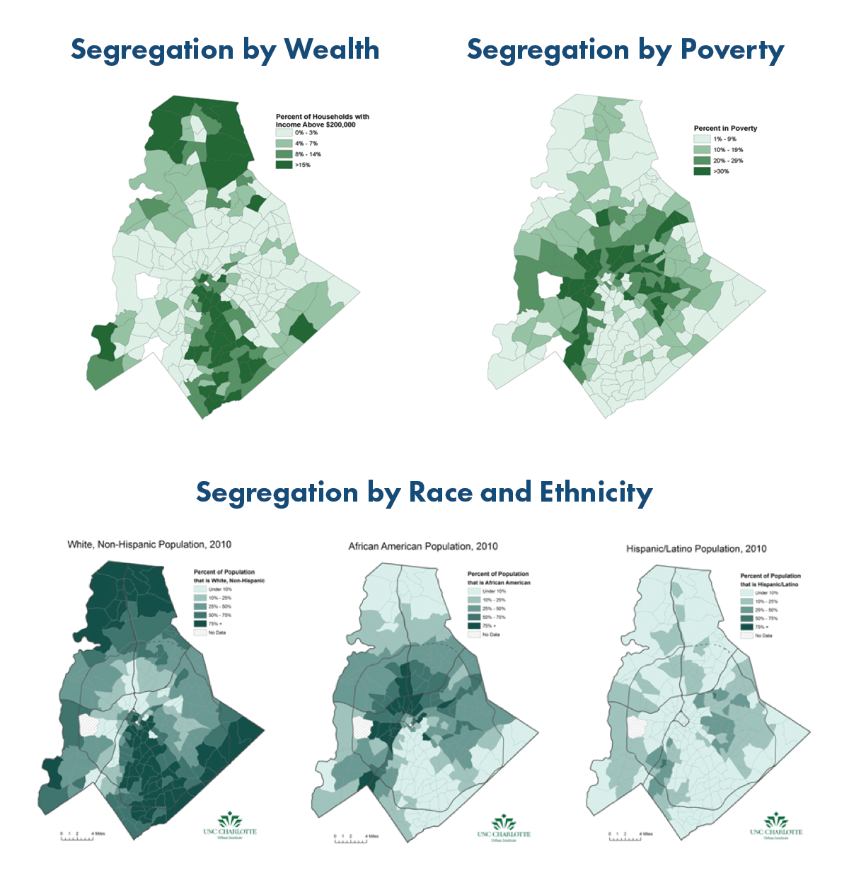 Segregation Maps Min